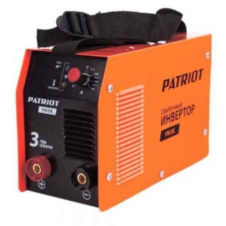 Купить Сварочный инвертор patriot 170dc