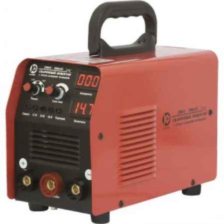 Купить Сварочный инвертор с пуско-зарядной функцией калибр свиз-200ап