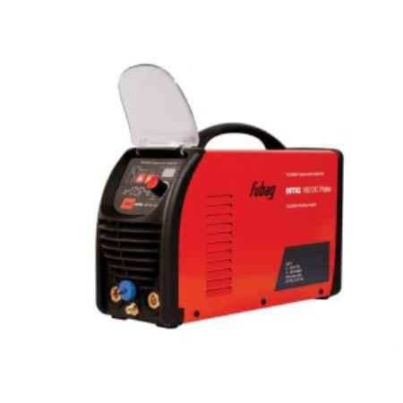 Купить Сварочный инвертор с горелкой и газовым шлангом fubag intig 180 dc pulse