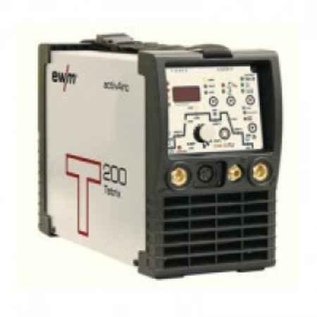 Купить Сварочный инвертор EWM TETRIX 200 COMFORT 8P activArc TG