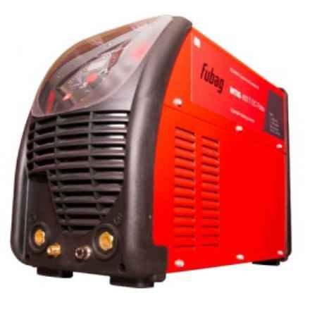 Купить Сварочный инвертор fubag intig 400 t ac/dc pulse с горелкой и газовым шлангом, блоком жидкостного охлаждения и тележкой