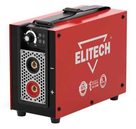 Купить Сварочный инвертор Elitech ИС 220М «ММА»