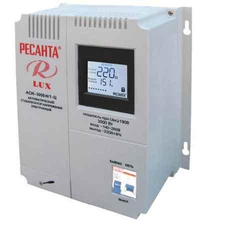 Купить Стабилизатор Ресанта АСН-3000Н/1-Ц Lux