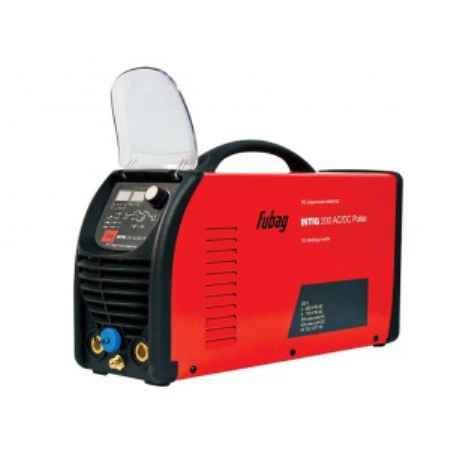 Купить Сварочный инвертор с горелкой и газовым шлангом fubag intig 200 ac/dc pulse