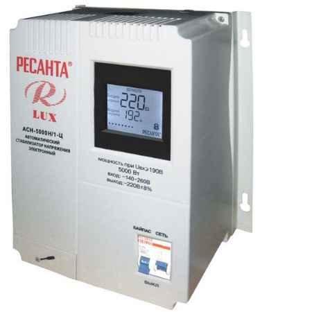 Купить Стабилизатор Ресанта АСН-5000 Н/1-Ц Lux